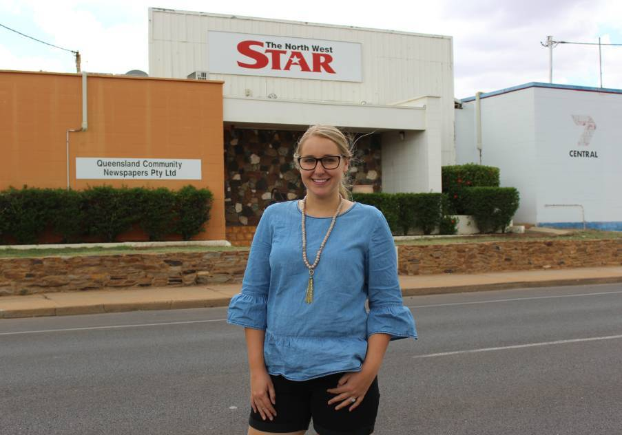 Senior Journalist Samantha Campbell celebrates five years working in Mount Isa and North West Queensland.