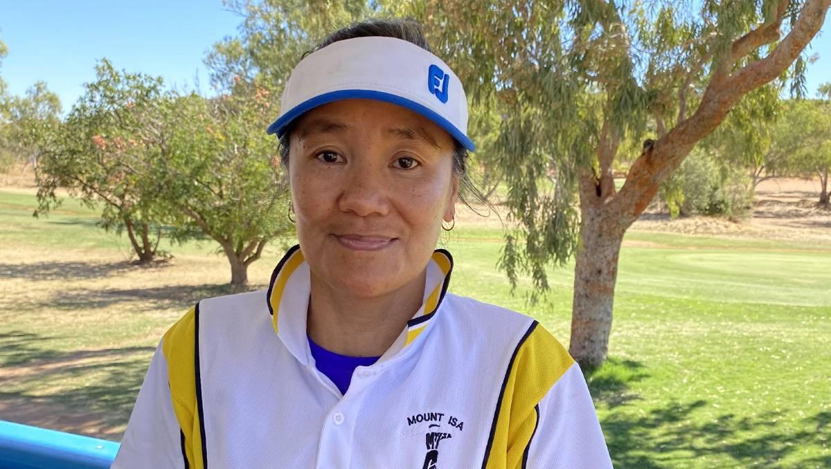 Suni Thogersen wins at weekend golf